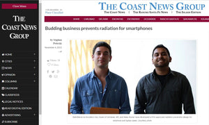 SafeSleeve Featured in Coast News