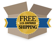 Free shipping within the US