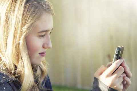 Cell phone addiction in adolescents