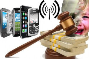 lawsuit of cellphone radiation