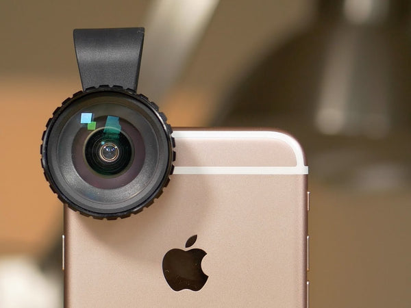 Video Lenses for iPhone
