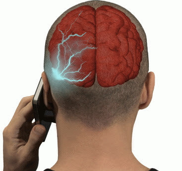 brain tumor from cell phone radiation