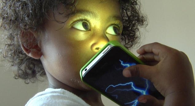 protect your children from cell phone radiation