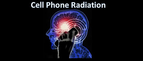 Cell phones emits radiation that is harmful