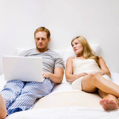 Too much laptop use decreases the quality of sperm in men