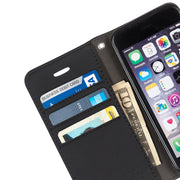 RFID Blocking Wallet Case for iPhone 6 Plus, 7 Plus & 8 Plus