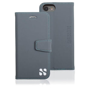 SafeSleeve anti cell phone radiation and rfid wallet case for iphone 6 or 6s - grey