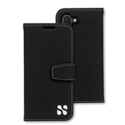 black Samsung Galaxy Note 10 Anti-Radiation and RFID Blocking Wallet Case