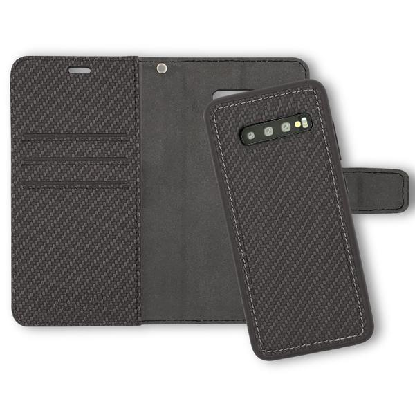 SafeSleeve Detachable Samsung Galaxy S10 Wallet Case