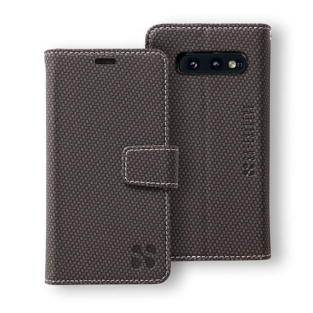 Anti-Radiation and RFID Blocking Samsung Galaxy S10e Detachable  Wallet Case