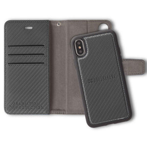 iPhone Xs Max (10s Max) Detachable Wallet Case