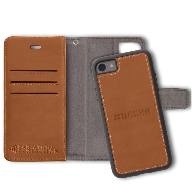 iPhone 6/6s, 7 & 8 Anti-Radiation and RFID Blocking Wallet