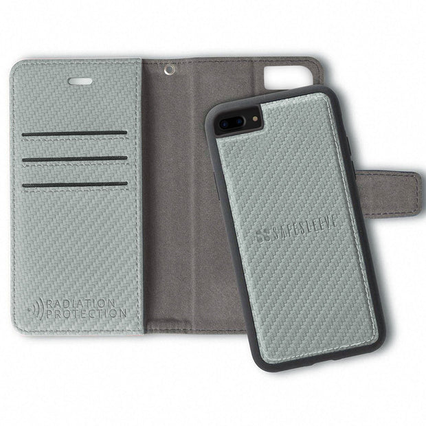 Grey SafeSleeve Detachable for iPhone 6 Plus/6s Plus, 7 Plus & 8 Plus
