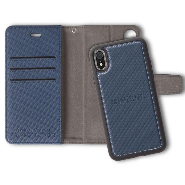 SafeSleeve Detachable Wallet Case for the iPhone XR