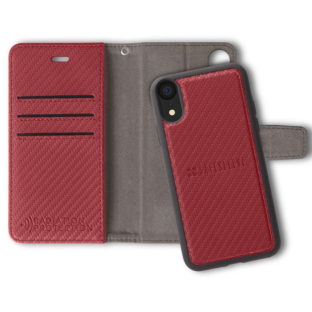 iPhone XR RFID blocking wallet