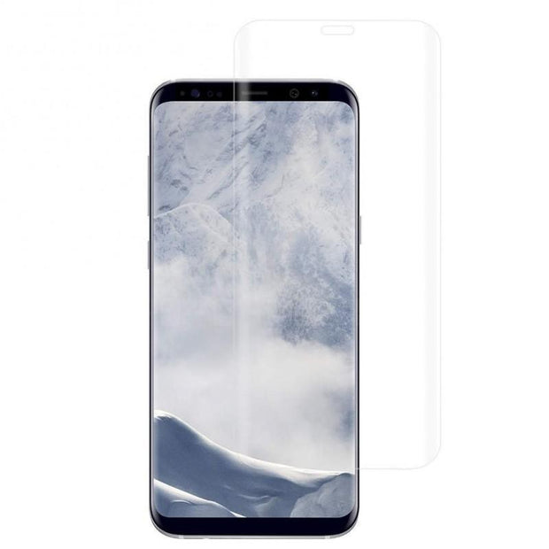 tempered glass screen protector for the Samsung Galaxy S8