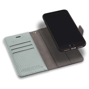 Grey Radiation Protection RFID Blocking Wallet