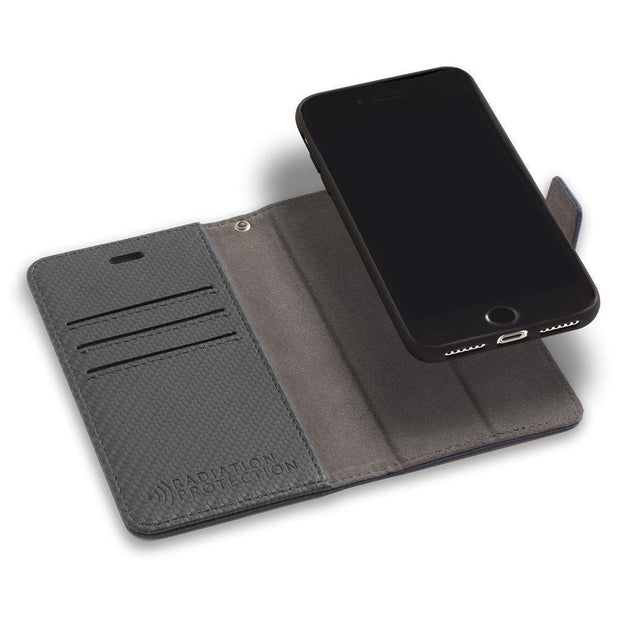Anti-Radiation Detachable Wallet for iPhone 6/6s, 7 & 8