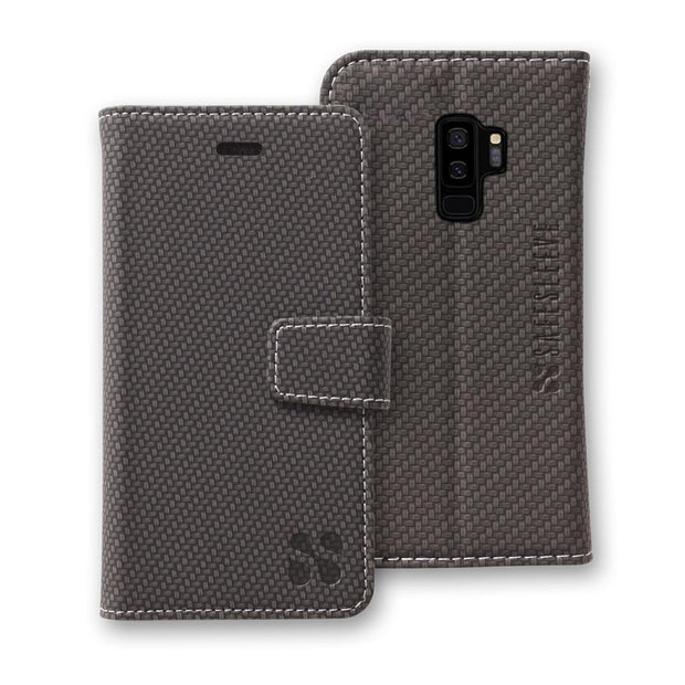 Samsung Galaxy S9 Plus Detachable Wallet Case