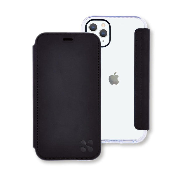 anti-radiation slim folio case for iPhone 11