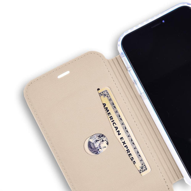 beige SafeSleeve anti-radiation Slim for iPhone 11