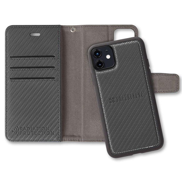 iPhone 11 Anti-Radiation Detachable Wallet Case