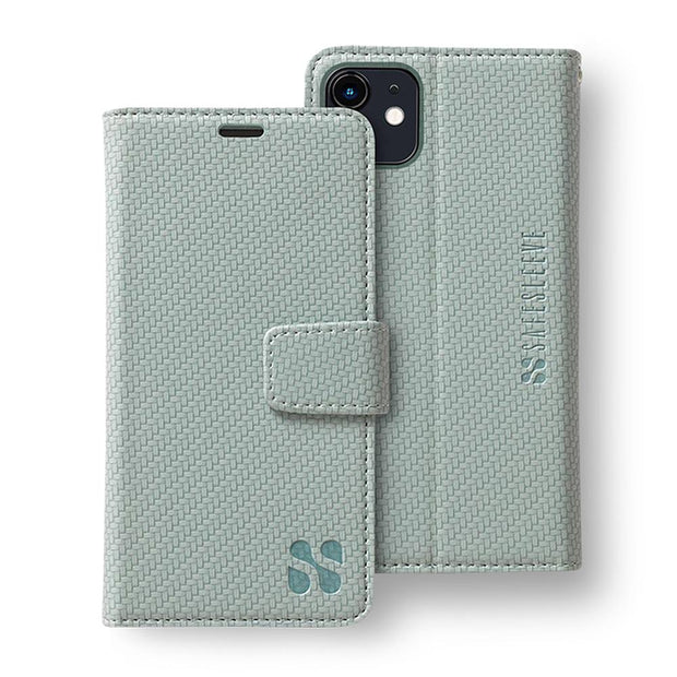 Grey iPhone 11 Detachable Wallet Case