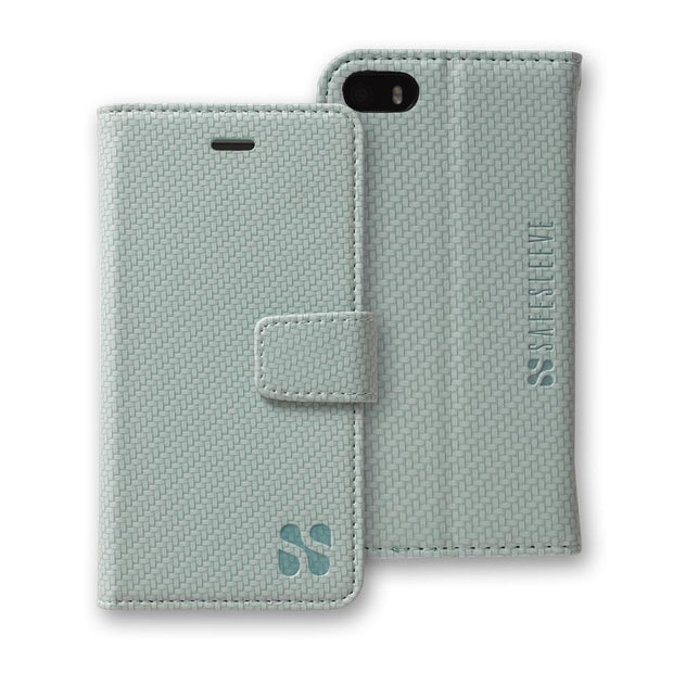 Grey SafeSleeve Detachable iPhone SE, 5, and 5s Case