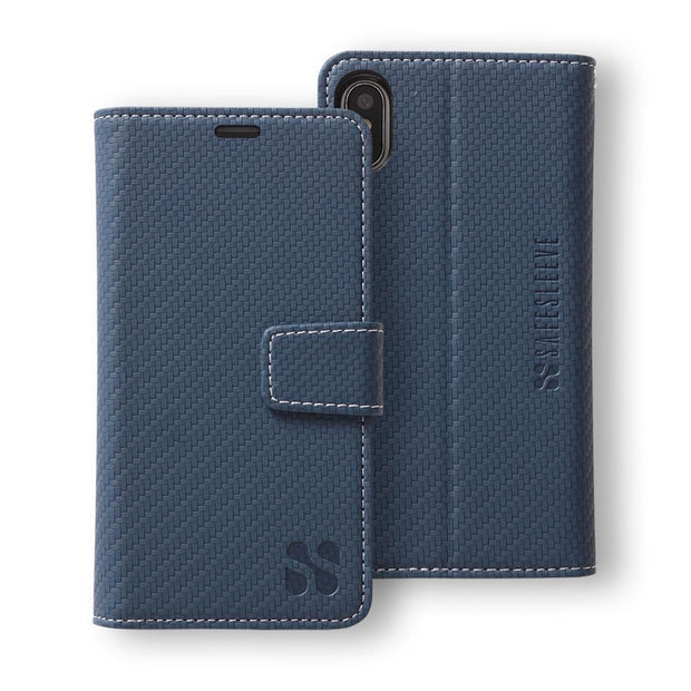 iPhone X/Xs Detachable Anti-Radiation Wallet Case