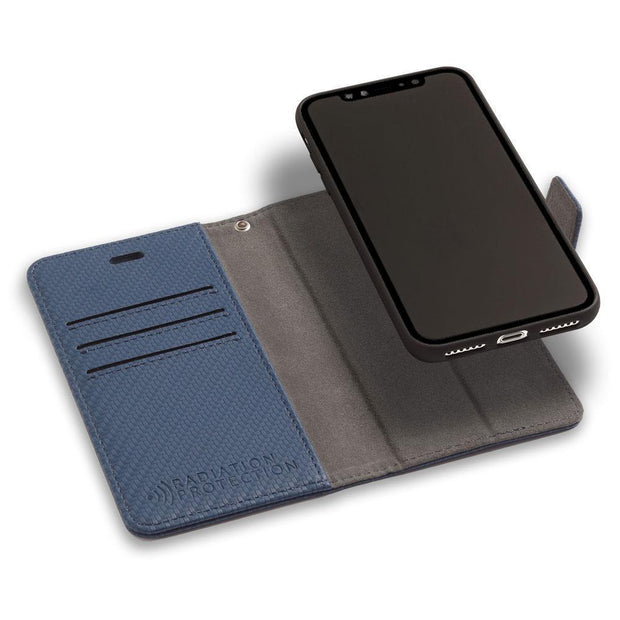 Blue Detachable iPhone 11 Wallet Case
