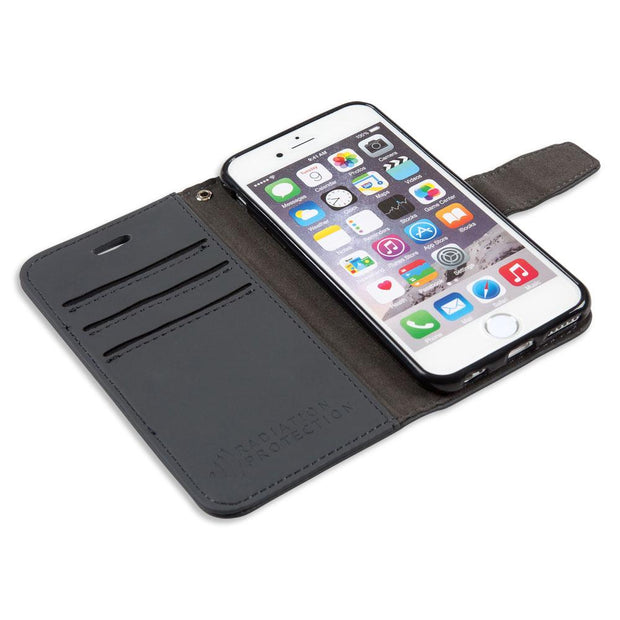 Anti-radiation Wallet Case for iPhone 5c