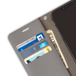 iPhone 11 Anti-Radiation and RFID blocking wallet case