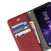RFID blocking wallet for the Samsung Galaxy S9
