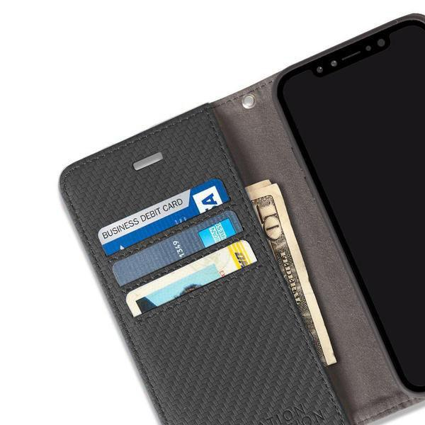 Anti-Radiation and RFID Blocking Wallet Case for the iPhone 11 Pro