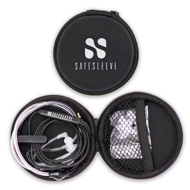 Carrying Case for Headphone Set