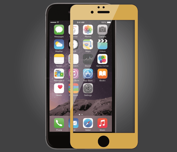 SafeSleeve Tempered Glass iPhone Screen Protector