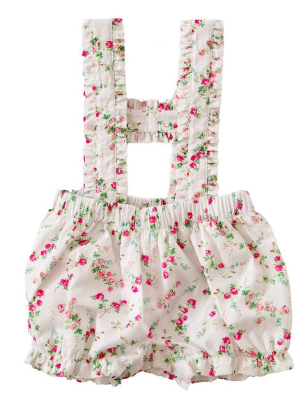 Birdie Bloomer with Straps