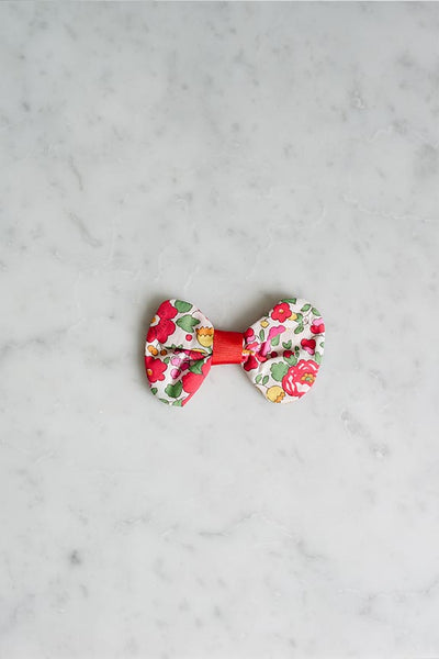 Eva's House x Tessa James Betsy Bow Barrette