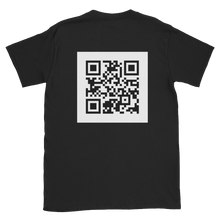 Load image into Gallery viewer, Scan Me! QR Code Unisex Tee
