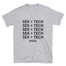Load image into Gallery viewer, SEX + TECH Unisex Tee