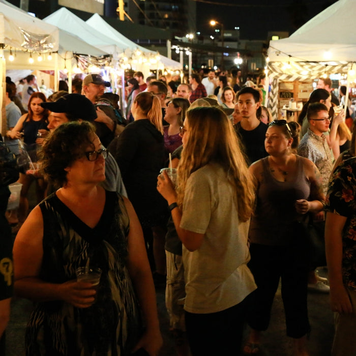 Night Market Booth Fees - July 12