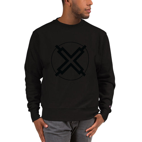 Champion X Sweatshirt (Black X)