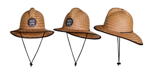 Straw Firefighter Hat Pre Sale