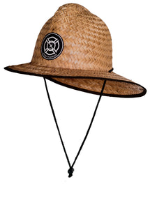 Straw Firefighter Hat - Kids 54cm - Saint Florian Clothing