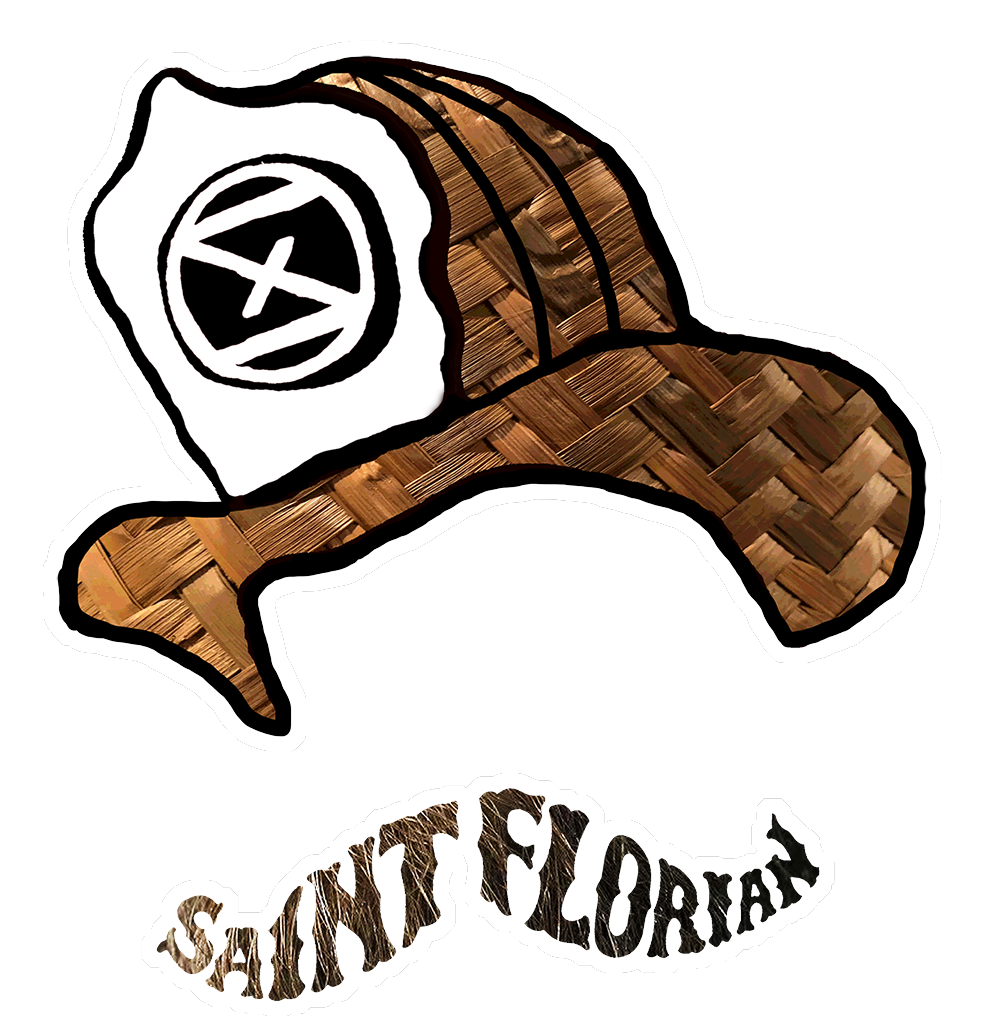 Saint Florian Decal - Saint Florian Clothing