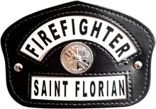 "Service Shield 400 3.5"" x 5"" - Saint Florian Clothing"