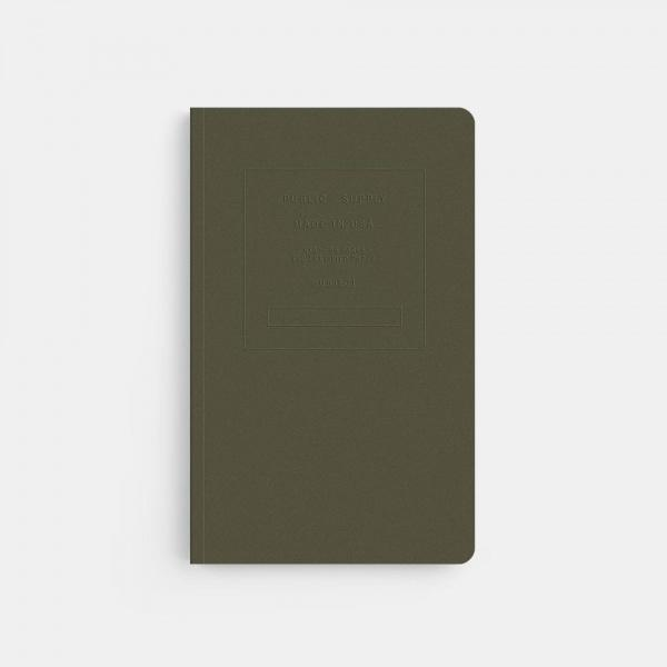 5x8 Journal - Olive