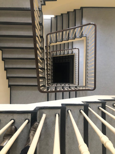 LOQI Tower Staircase