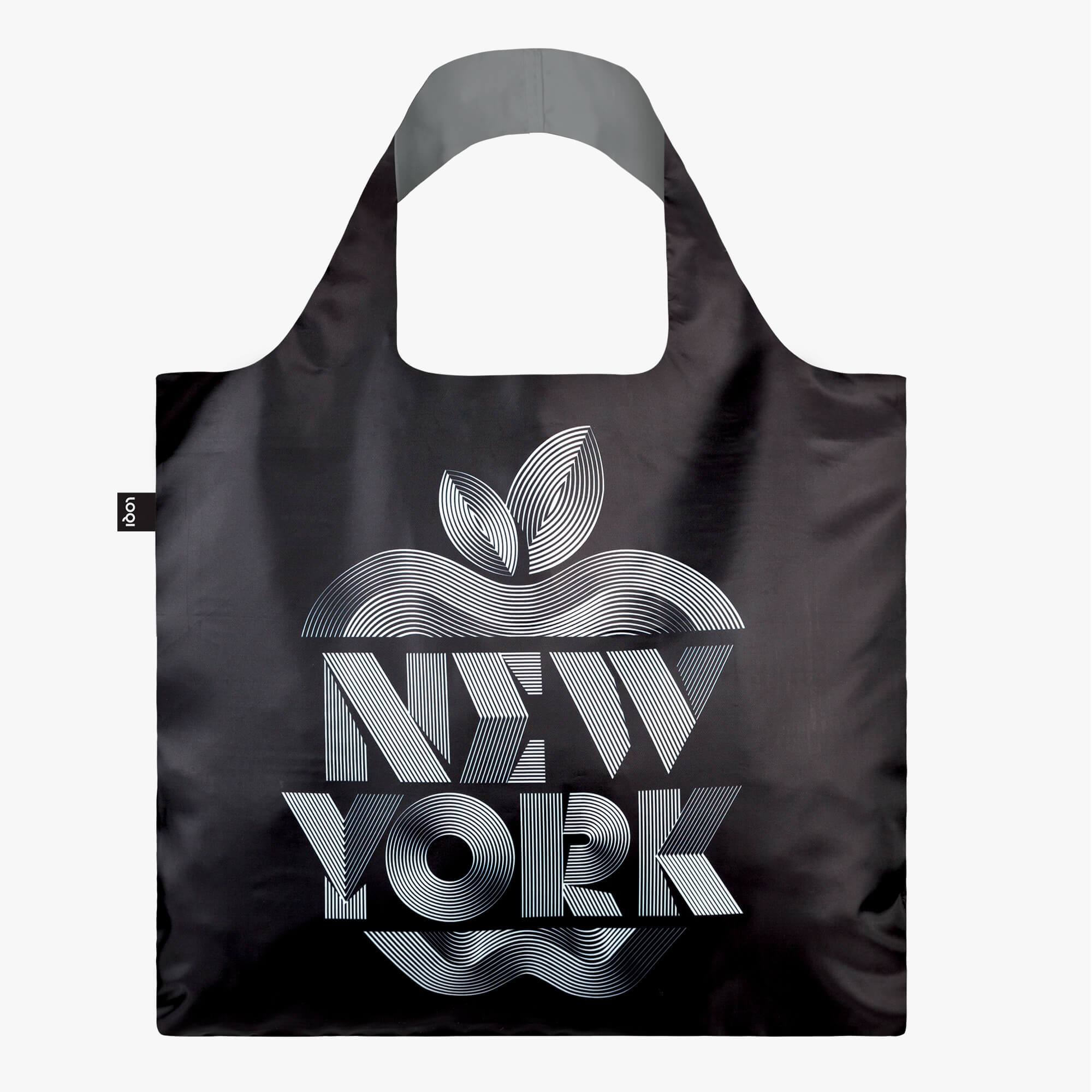 LOQI Alex Trochut New York Bag