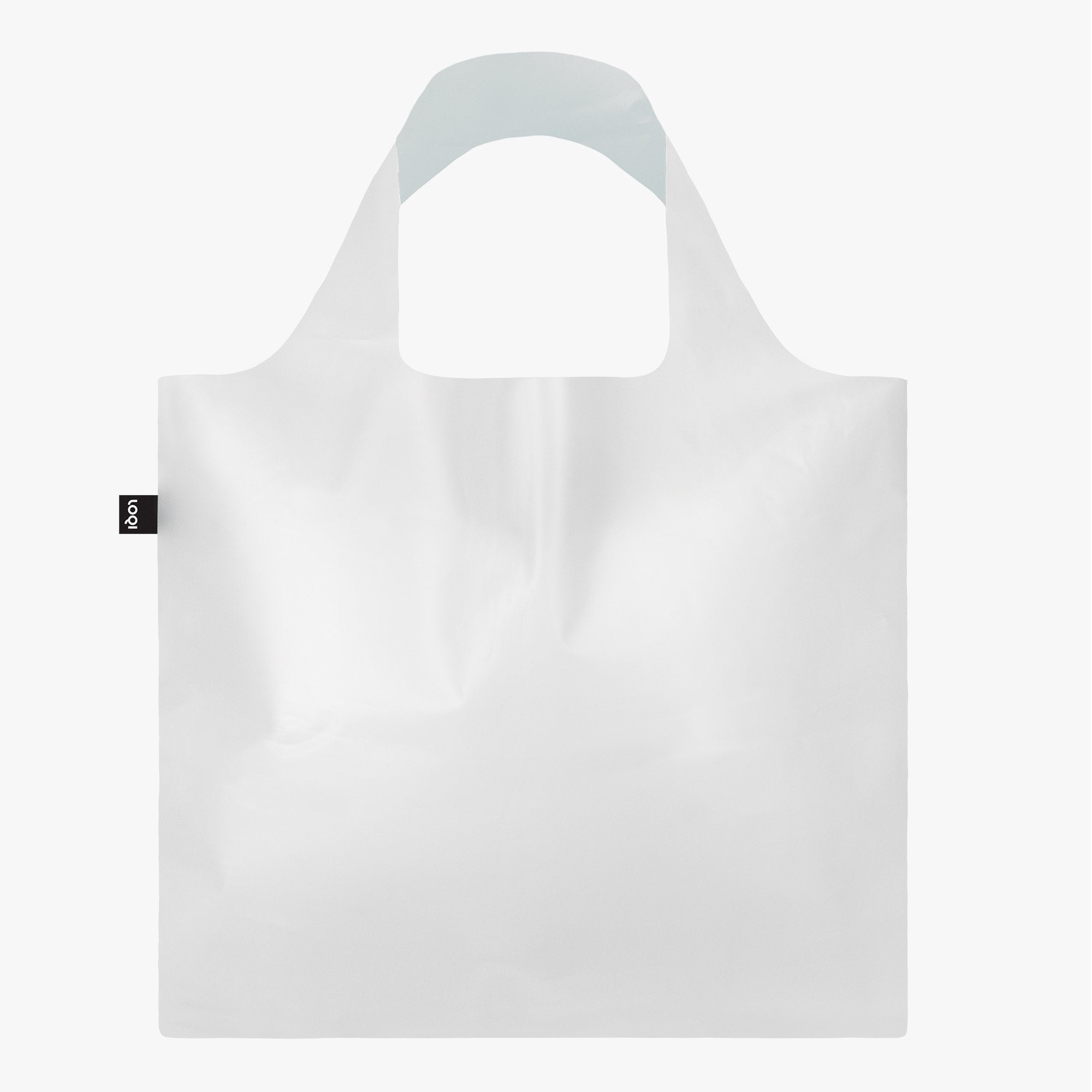 LOQI Milky Transparent Tote Bag
